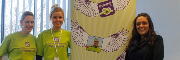Asthma UK London Marathon
