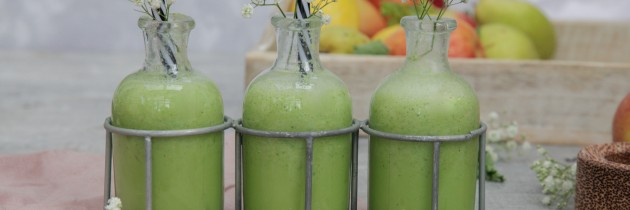 PCOS-Loving Green Smoothie