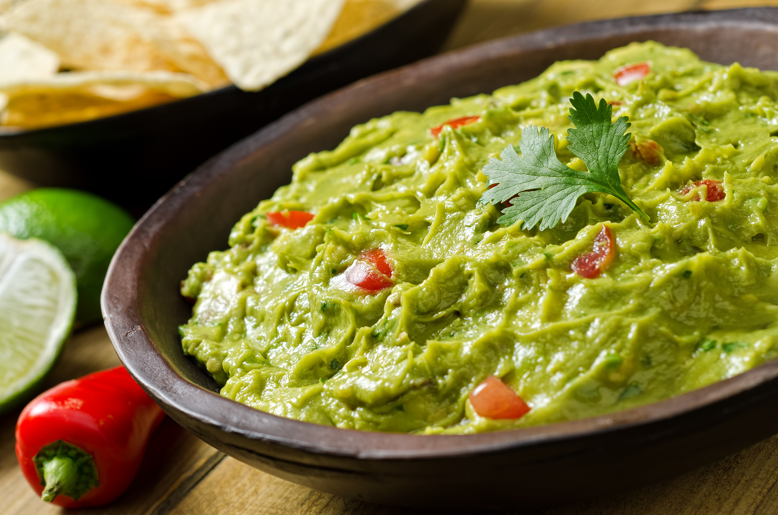 Guacamole Dip - London Nutritionist - Angelique Panagos ...