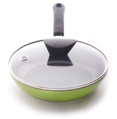 "10"" Green Earth Frying Pan Lid, by Ozeri - London Nutritionist - Angelique Panagos, DipION FdSc ..."