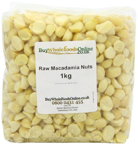 Raw Macadamia Nuts Whole Foods