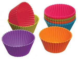 Colourworks-Pack-of-Twelve-7cm-Silicone-Reusable-Cupcake-Cases-0