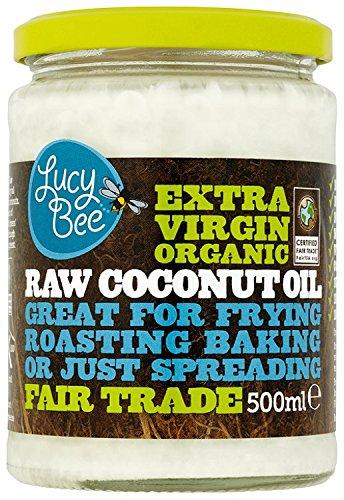 Lucy-Bee-Extra-Virgin-Raw-Organic-Coconut-Oil-500ml-0