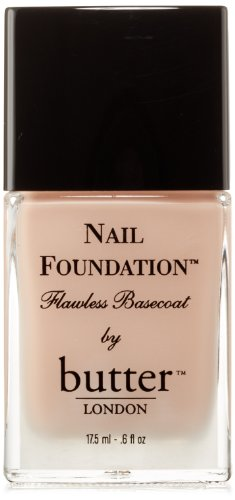 butter LONDON Nail Foundation Flawless Base Coat - London Nutritionist - Angelique Panagos, DipION FdSc mBANT CNHC