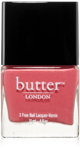 butter LONDON Nail Lacquer, White & Pink Shades - London Nutritionist - Angelique Panagos, DipION FdSc mBANT CNHC