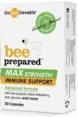 UnBEElievable-Bee-Prepared-MAX-Strength-Immune-Support-20-Capsules-0