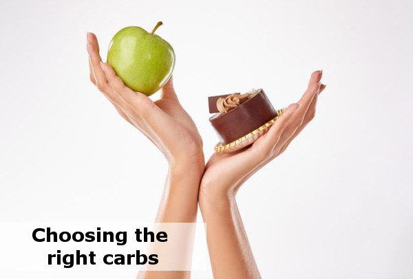 choosing the right carb