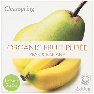 Clearspring-Organic-Pear-and-Banana-Puree-2x100-g-Pack-of-12-0